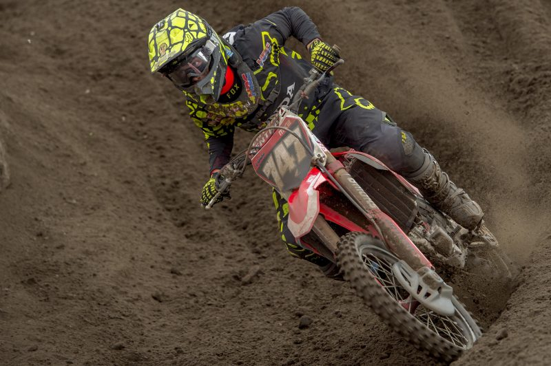 Mixed weekend for HRC MX2