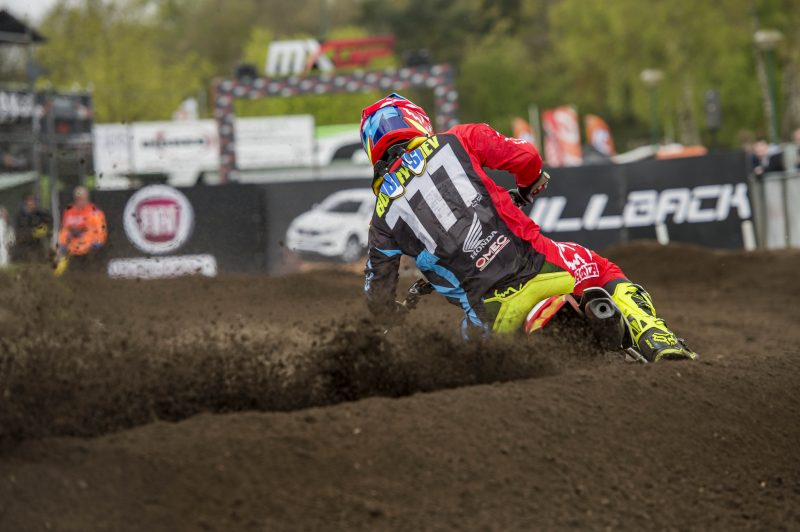Team HRC MXGP looking ahead to Latvia