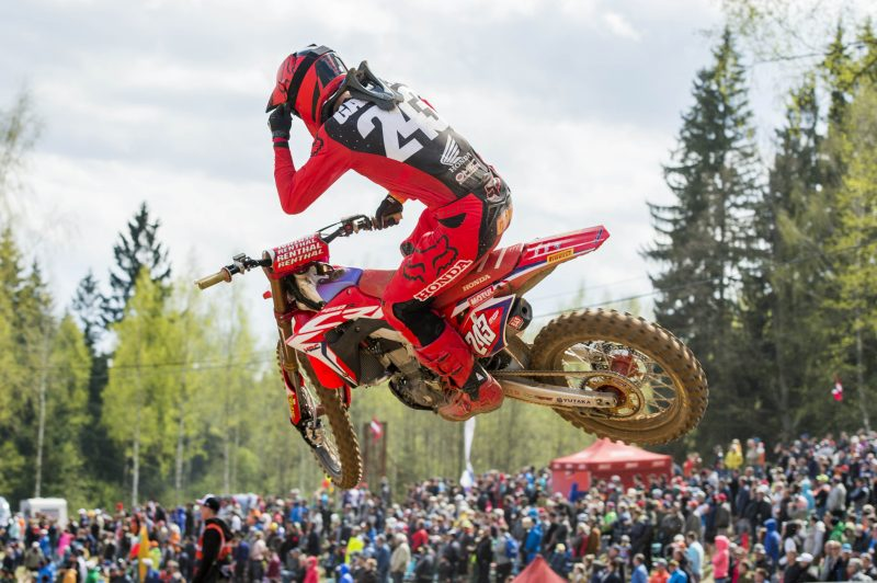 HRC MXGP get ready for Teutschenthal