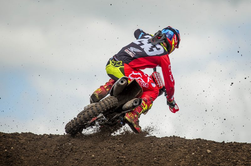 Troublesome day in Teutschenthal for HRC MXGP