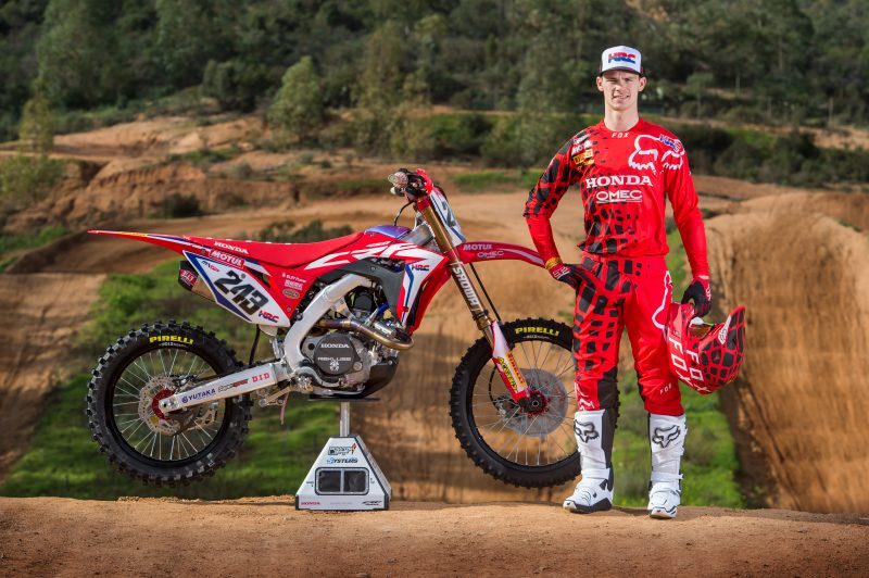 Tim Gajser withdraws from French MXGP