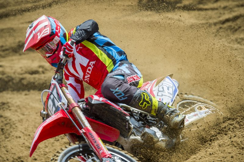HRC MX2 left hot and bothered in Ottobiano qualifying