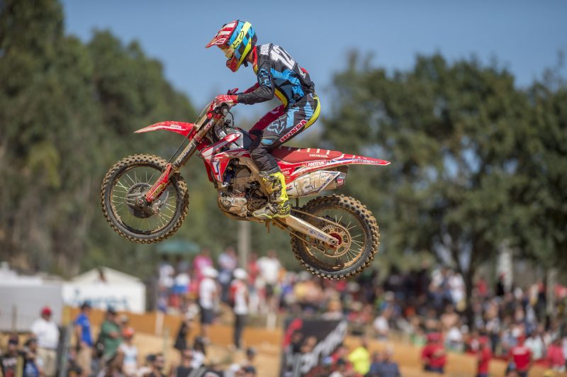 Rodriguez proves himself in Portugal MXGP qualifying.