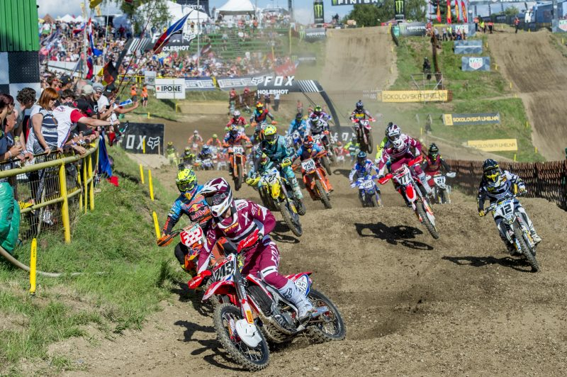 Tim displays return to form in Czech qualifying race