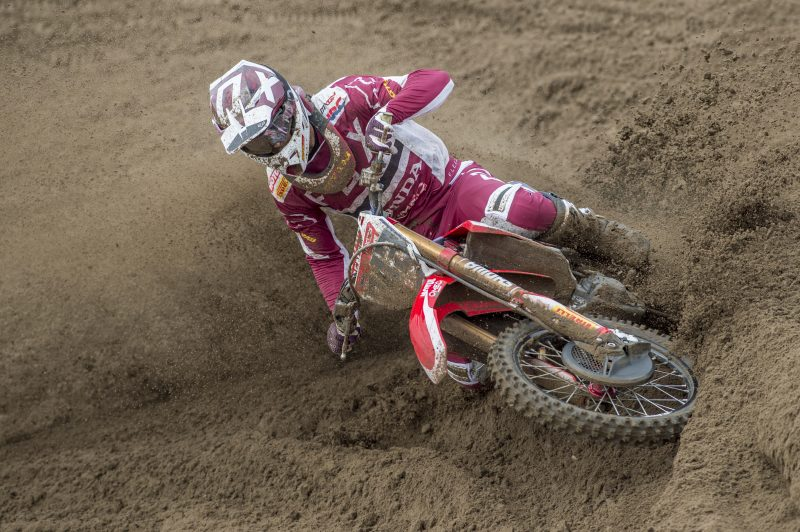 Tim takes third in soggy Lommel qualifier