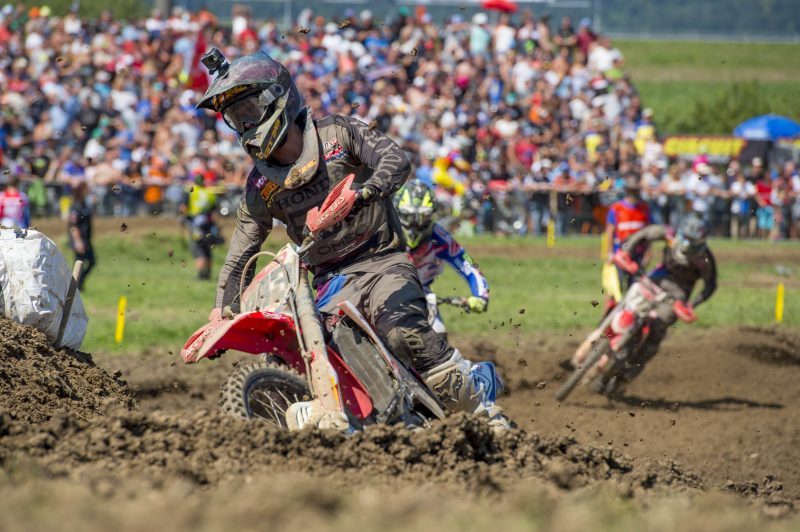 Mixed feelings for team HRC MXGP in Switzerland