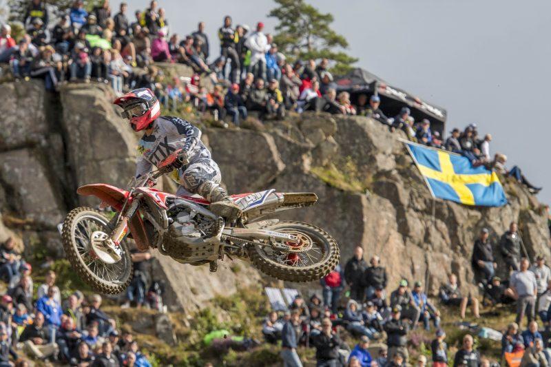 Consistent ride for Cervellin in Sweden.