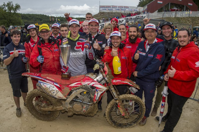 Beaton takes podium and career best in French Finale