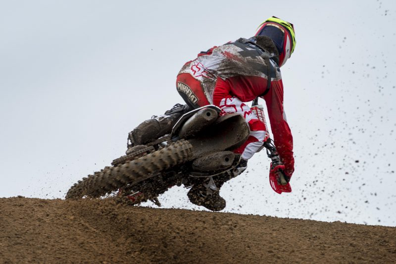 Team HRC MX2 represent Italy at the Motocross of Nations