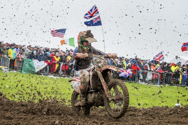 Cervellin helps Team Italy to Motocross of Nations top-ten result