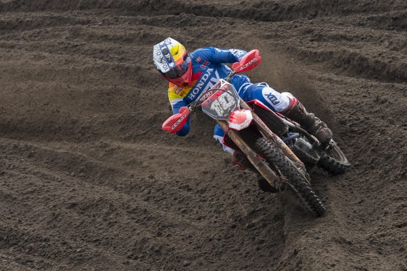 Vlaanderen battles hard in MXGP of Europe