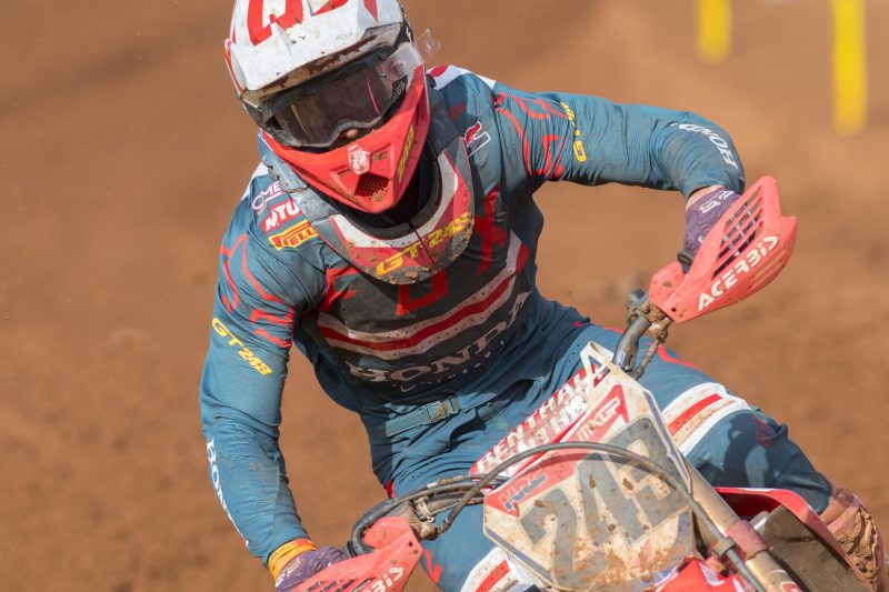 Gajser claims sixth place overall in Spain