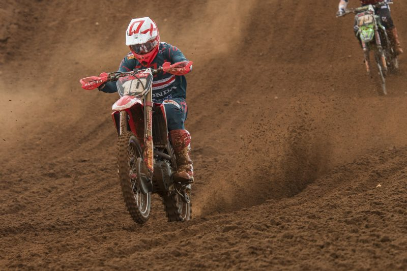 Two sevenths for Vlaanderen in RedSand MX2 races