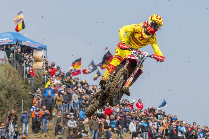 Resurgent Gajser sweeps past rivals after unfortunate start in Trentino