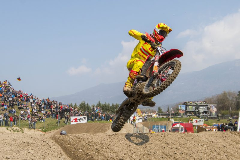 Team HRC back to the Iberian Peninsula for round 5 at Agueda