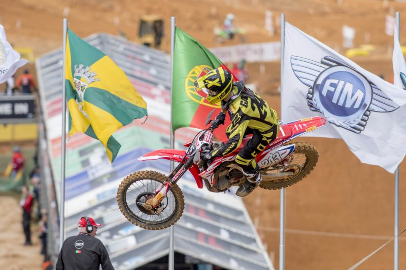 Smart race to fourth for Gajser in Saturday's qualifying action