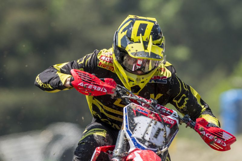 Vlaanderen finishes MXGP of Russia with a crescendo