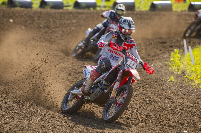 Seventh place in qualifying for Vlaanderen at Matterley Basin