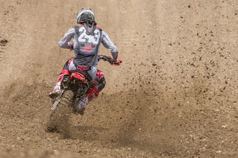 Fifth overall for Gajser in MXGP of Great Britain