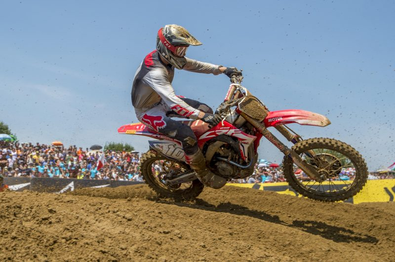 Vlaanderen seventh overall in MXGP of Lombardia