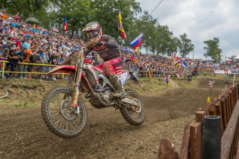 Vlaanderen wins another moto and claims second overall at Loket