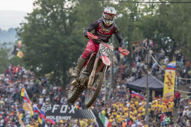 Belgian challenge ahead for Team HRC riders