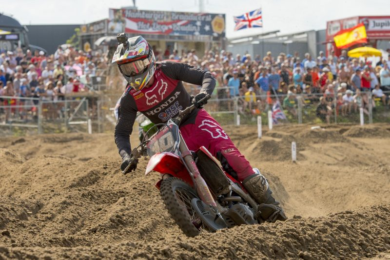 Vlaanderen makes no mistakes in top-five qualifying performance at Lommel