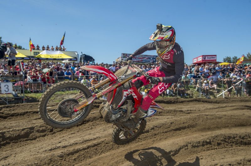 Sixth place for Vlaanderen in MXGP of Belgium