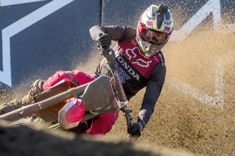Busy summer continues for Team HRC in Switzerland