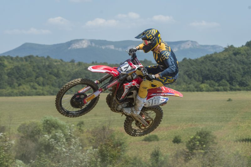 Fifth gate-pick secured by Calvin Vlaanderen in Bulgarian qualifying race