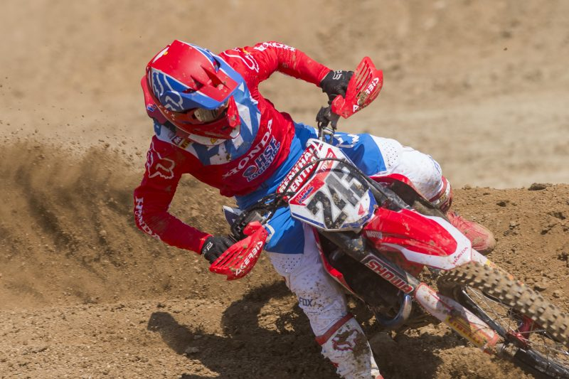 Gajser on top form in qualifying at Afyonkarahisar