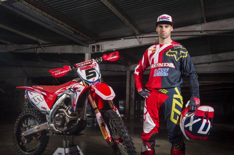 Brian Bogers cleared for MXGP debut