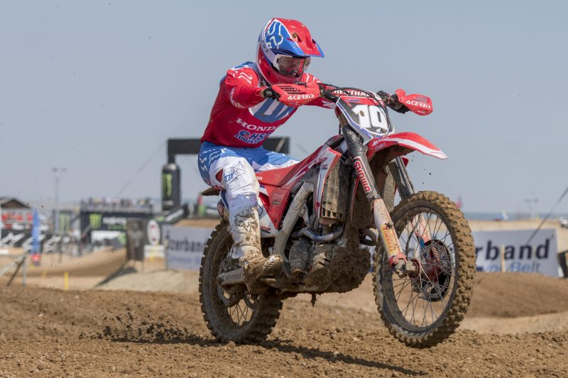 Assen to welcome Team HRC for penultimate round of the season