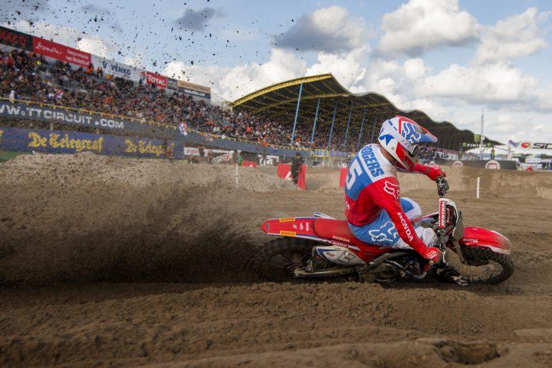 Top-five qualifying result for Gajser as Bogers impresses on MXGP debut at Assen