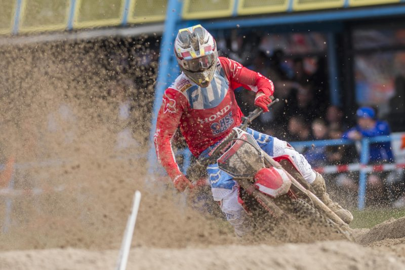 Vlaanderen misses out on Assen podium despite second place in race two