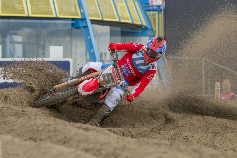 Team HRC eager to end season on a high at Imola