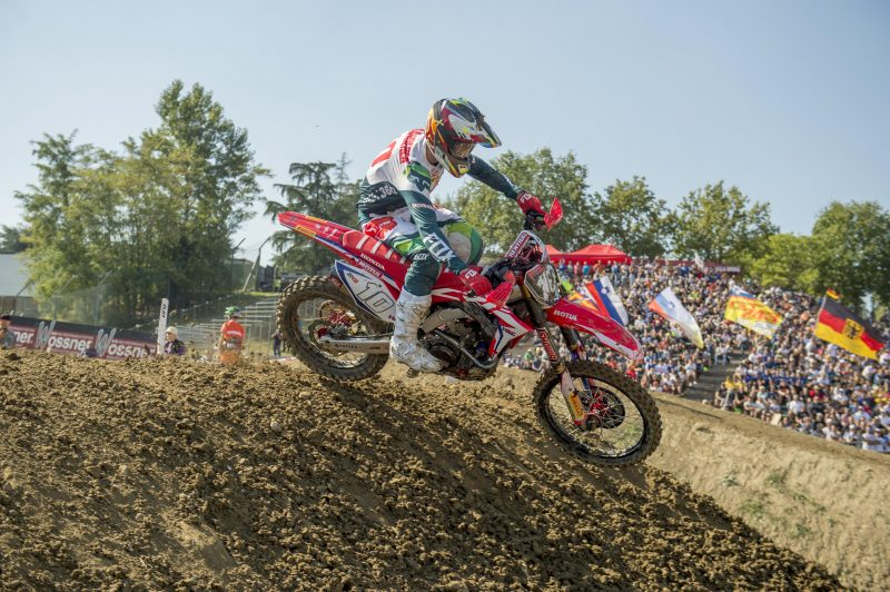 Vlaanderen eager to make MXoN debut at RedBud