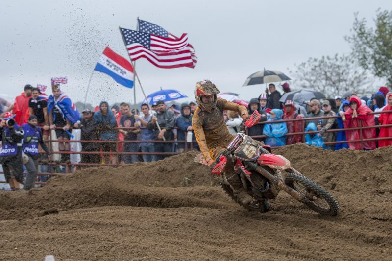 Twelfth place in qualifying for Vlaanderen at RedBud