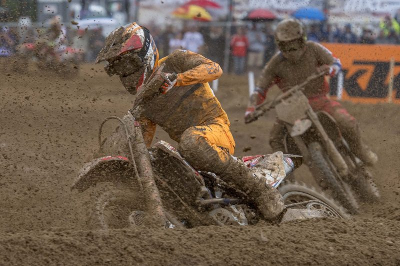 Vlaanderen out of luck on MXoN race day at RedBud