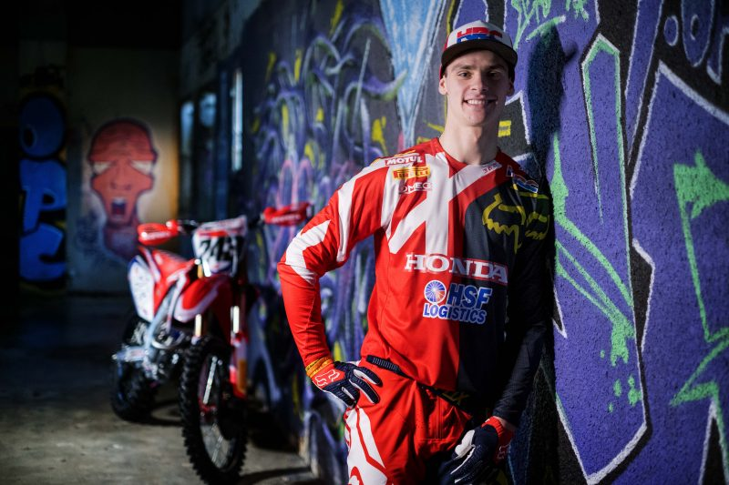 Successful surgery for Gajser – return to full fitness for MXGP 2019