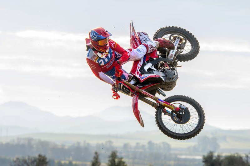 Tim Gajser – from tragedy to triumph