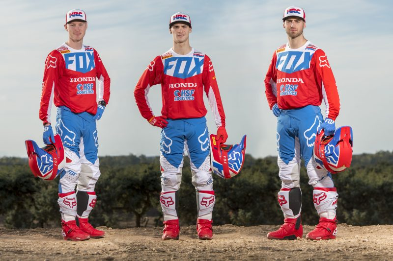 Argentina approaches for Team HRC