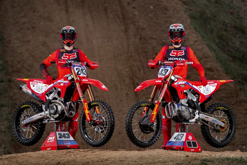 Team HRC looking for more success in 2021