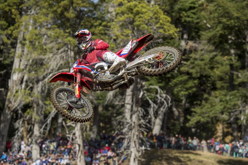 Vlaanderen fifth in season opening MX2 qualification race