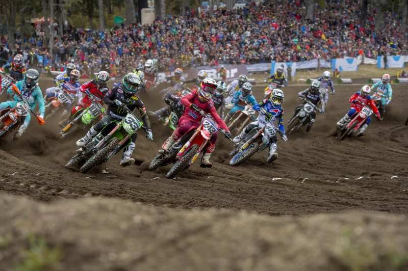 Team HRC look to build momentum in Great Britain