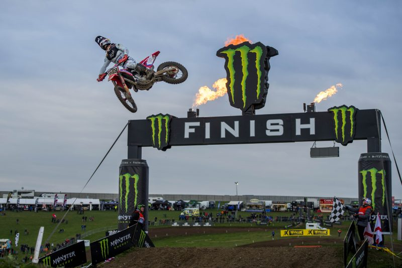 Gajser takes Great British qualification victory