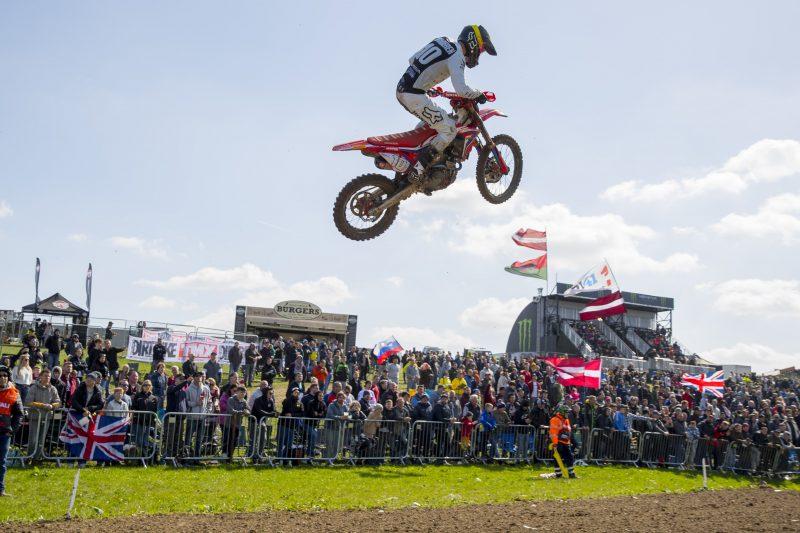 Vlaanderen moves up to third in MX2 championship
