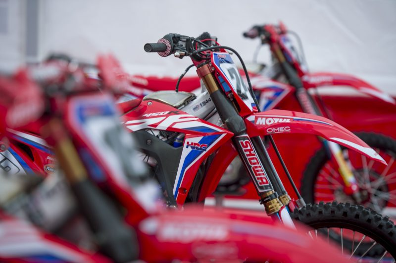 Dutch GP gives good motivation for Team HRC