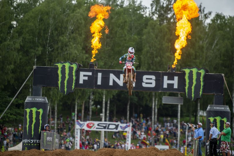 Team HRC looking for another great result in Germany
