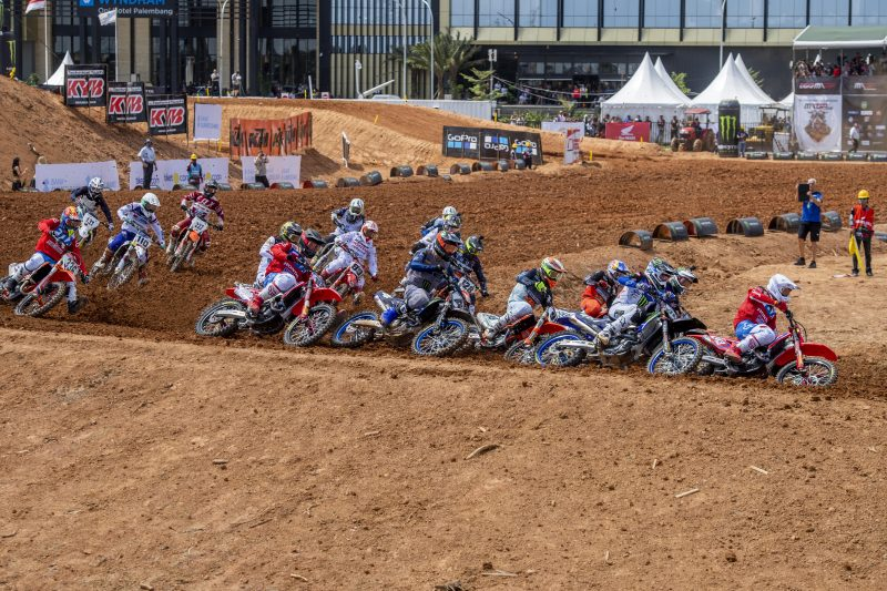 Team HRC in a strong position for second Indonesian round